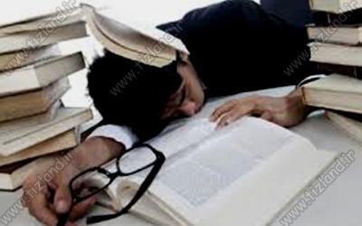 نکته هایی طلایی برای شب امتحان