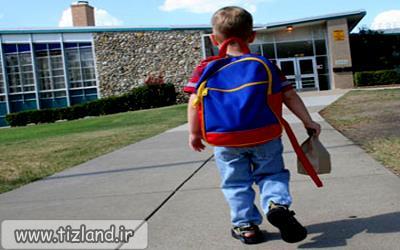 وزن کوله پشتی دانش آموزان چقدر باید باشد؟