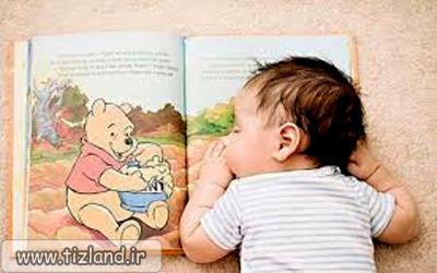 اهمیت داستان خواندن در رشد کودک