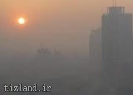 تعطیلی دبستان های تهران به دلیل آلودگی هوا (4 دی 95)