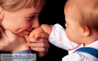 نقش محبت در رشد مغز کودک