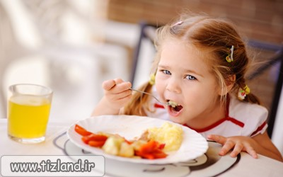 5مزیت داشتن کودک مشکل پسند غذایی