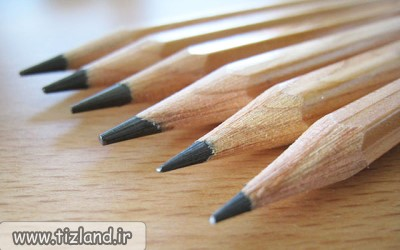 مداد چه زمانی اختراع شد؟