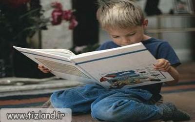 نکاتی برای پرورش کودکان کتابخوان و اهل قلم