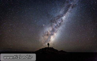 سفر به فضا با محاسبه فاصله