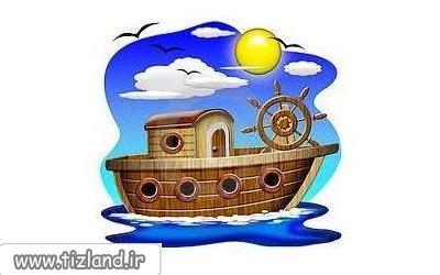 قایقی با نیروی محرّک صابون