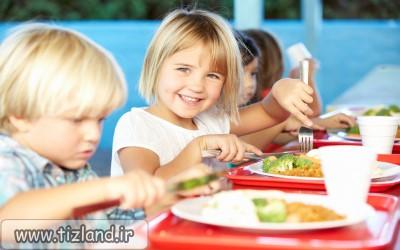 15 راهکار ساده برای تغذیه ی بهتر فرزندانتان