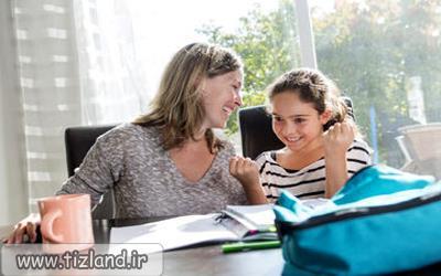 چگونه به فرزندانتان در انجام تکالیفشان کمک کنید