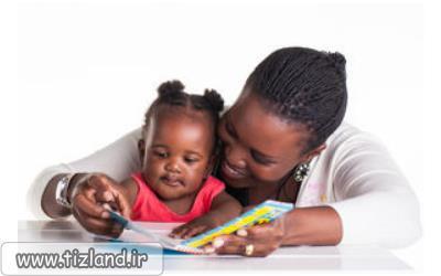 راهنمای سن به سن برای کتاب خواندن برای فرزندتان
